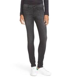 Frame Midrise Skinny Jeans