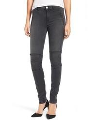 Hudson Jeans Stark Moto Skinny Jeans