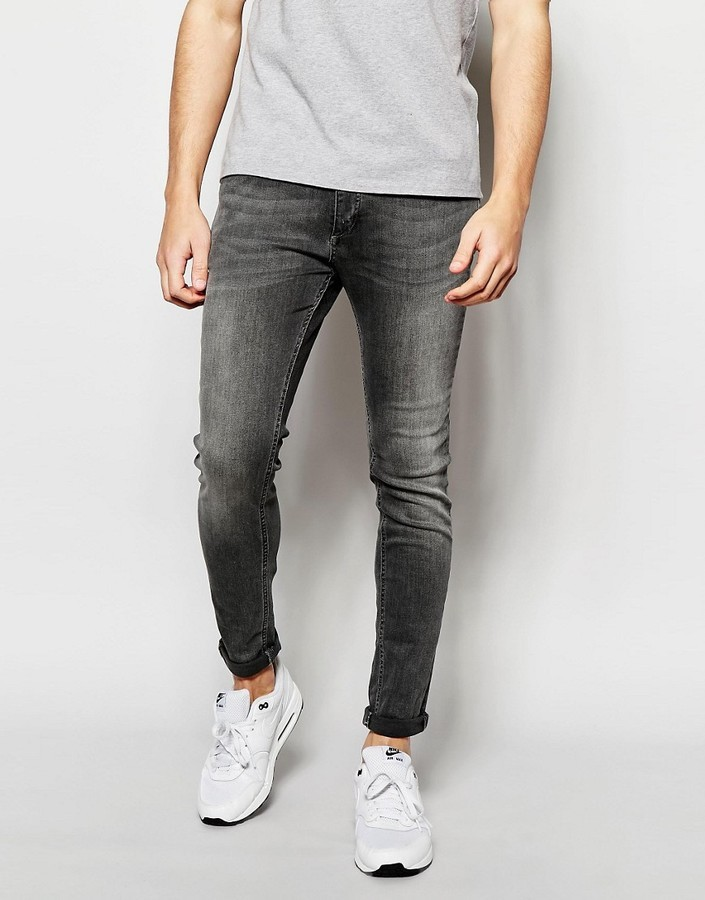 ... Jack and Jones Jack Jones Super Stretch Skinny Fit Jeans ...