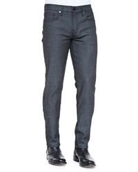 J Brand Jeans Tyler Abrams Raw Denim Jeans
