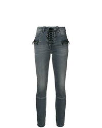 Unravel Project Lace Up Jeans