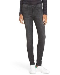 Frame Midrise Skinny Jeans