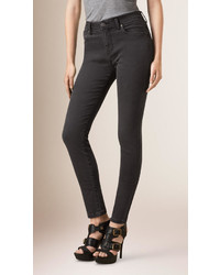 Burberry Skinny Fit High Rise Power Stretch Jeans