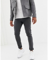 Tom Tailor Skinny Jean Dark Grey Wash