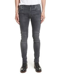 Belstaff Tattenhall Washed Denim Skinny Jeans