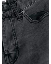 a99b1d44cf Topman Grey Cropped Stretch Skinny Jeans, $76 | Topman | Lookastic.com