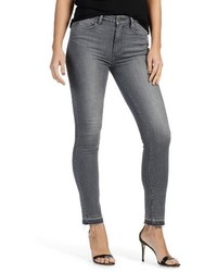 Paige Transcend Hoxton High Waist Ankle Peg Skinny Jeans