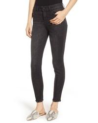 SP BLACK Washed Skinny Jeans