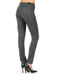 AG Jeans The Sateen Prima Dark Charcoal