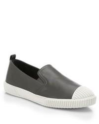 Prada Cap Toe Skate Shoes