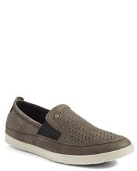 Collin perforated slip on sneaker medium 3750762
