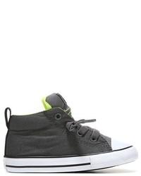 fa9caf0f507d ... Converse Kids Chuck Taylor All Star Street Cab Mid Top Sneaker
