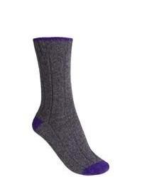 B.ella Nelly Crew Socks Grey