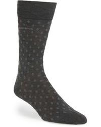 BOSS Rs Design Diamond Pattern Socks