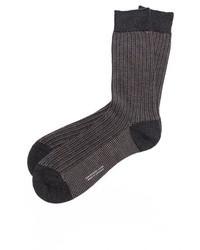 Pantherella Ferris Birdseye Fisherman Socks