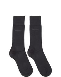 BOSS Grey Edward Socks