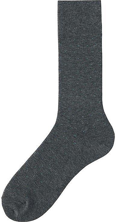 Uniqlo Supima Cotton Dots Socks
