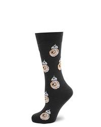 Charcoal Socks