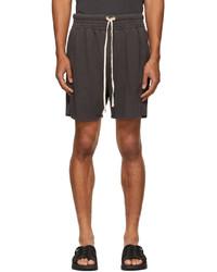 Charcoal Sports Shorts