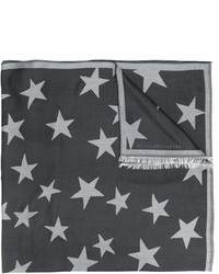 Stella McCartney Star Print Scarf