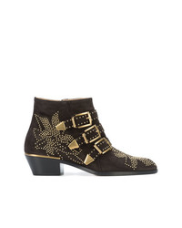 Chloé Suzanne Micro Studded Booties