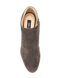 Sergio Rossi Ankle Length Boots