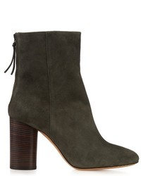 Isabel Marant Garett Suede Ankle Boots