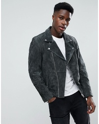 Esprit Suede Biker Jacket