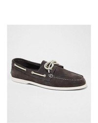 Express Suede Boat Shoe