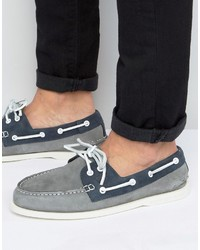 Topsider suede boat shoes medium 3706543