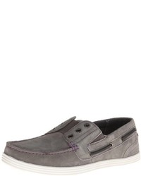 Unlisted Kenneth Cole House Suede Boat Shoe
