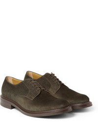 Okeeffe Felix Suede Derby Shoes