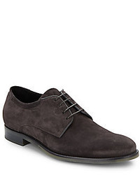 Vince manny suede derby shoes medium 575170