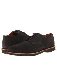 Walk-Over Chase Lace Up Casual Shoes Charcoal Suede