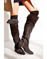 Report Justeen Suede Tall Boot