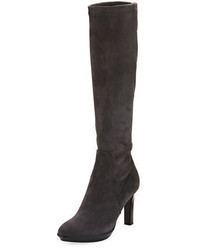 Rumbah weatherproof suede knee boot medium 3718954