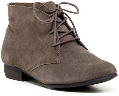 f75026c3908 ... White Mountain Golden Lace Up Ankle Boot ...