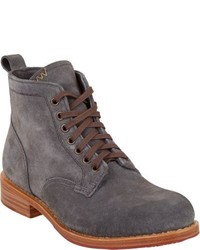Visvim hilts lace up ankle boots medium 119395