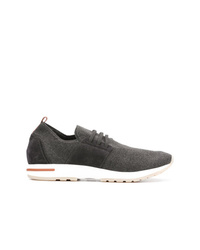 Loro Piana Knitted Sneakers