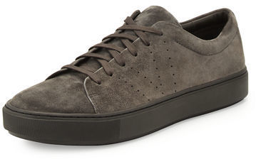 cheap prices Vince Suede Low-Top Sneakers discount 100% original visit new for sale DinEJfE3