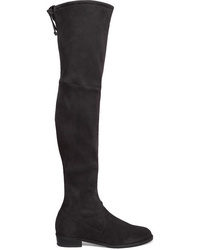 Stuart Weitzman Lowland Suede Over The Knee Boots