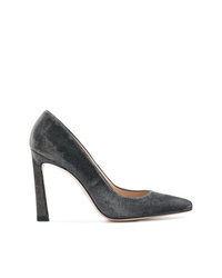 Stuart Weitzman Jersey Covered Pumps