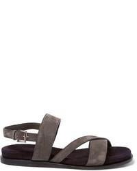 Brioni Suede Sandals