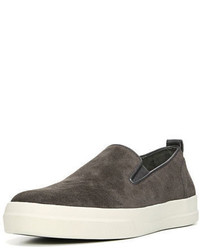 Vince Carson Suede Slip On Sneaker
