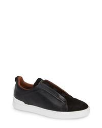Ermenegildo Zegna Slip On Sneaker