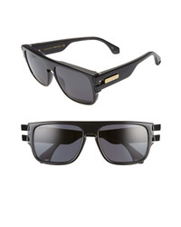Gucci 58mm Flat Top Sunglasses