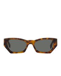 RetroSuperFuture Amata Rectangle Sunglasses