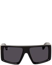 Off-White Black Alps Sunglasses