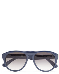 Tod's D Frame Acetate Sunglasses