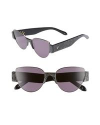 VOW LONDON Dahlia 55mm Cat Eye Sunglasses